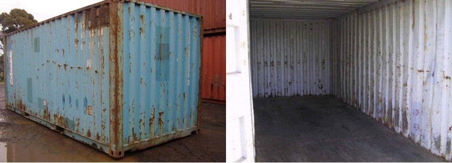 grade C container