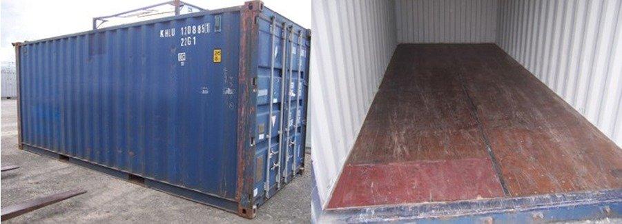 grade A container