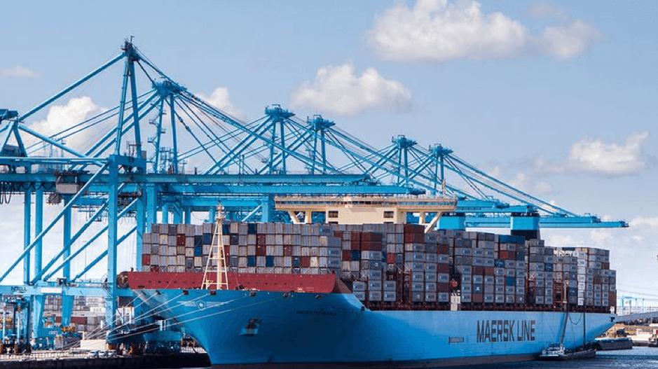 port of rotterdam automation