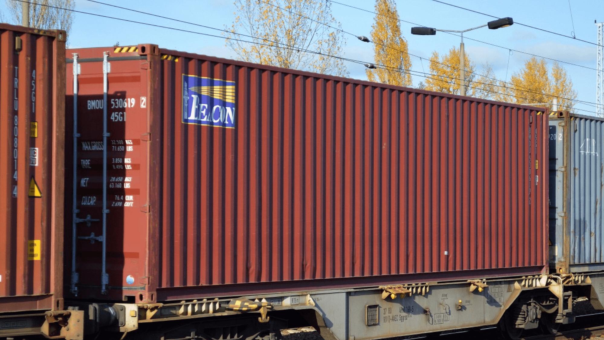 beacon container
