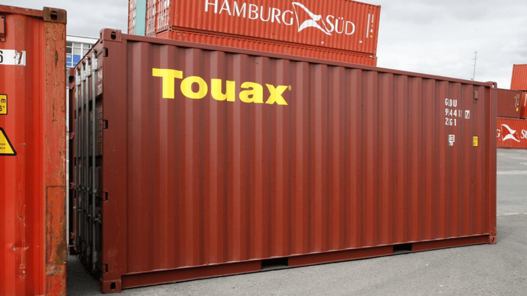 Touax container
