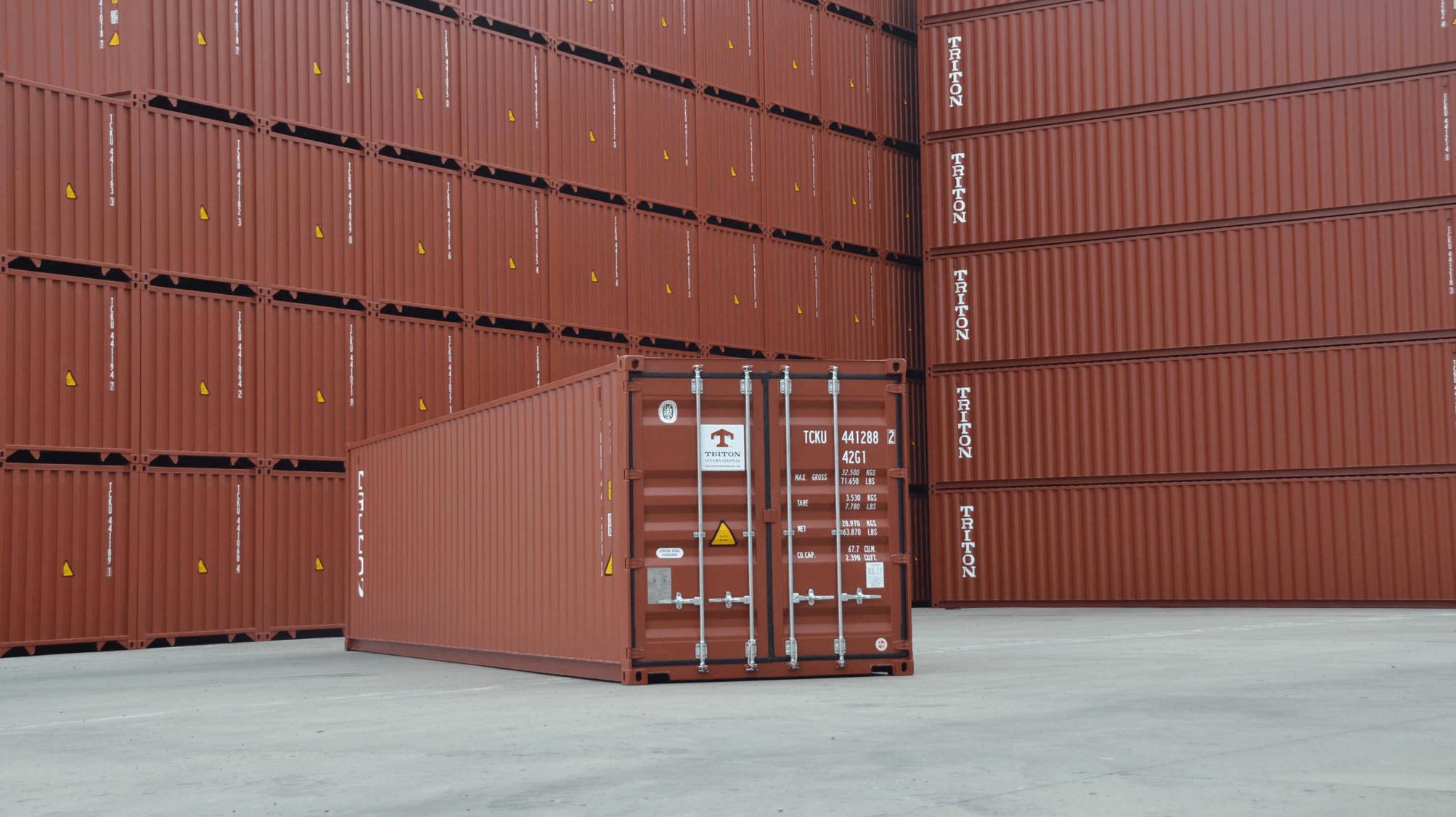 triton container