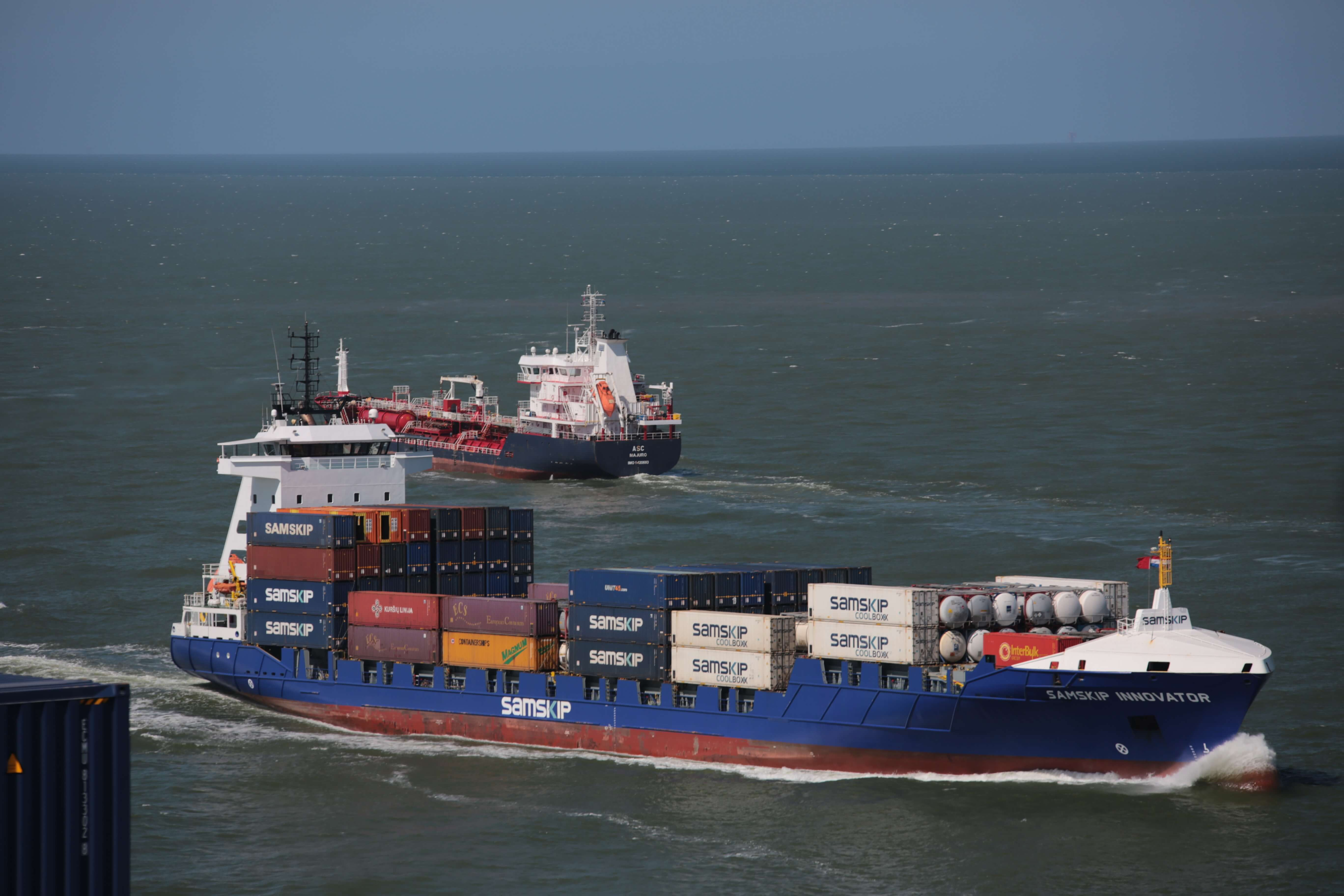samskip container ship