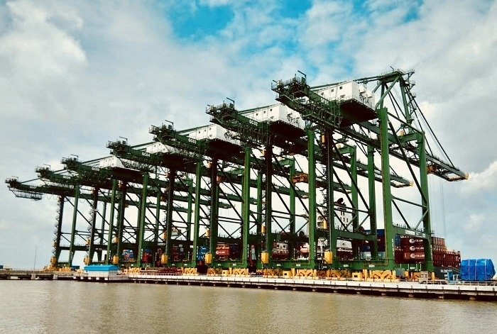 nhava sheva container terminal