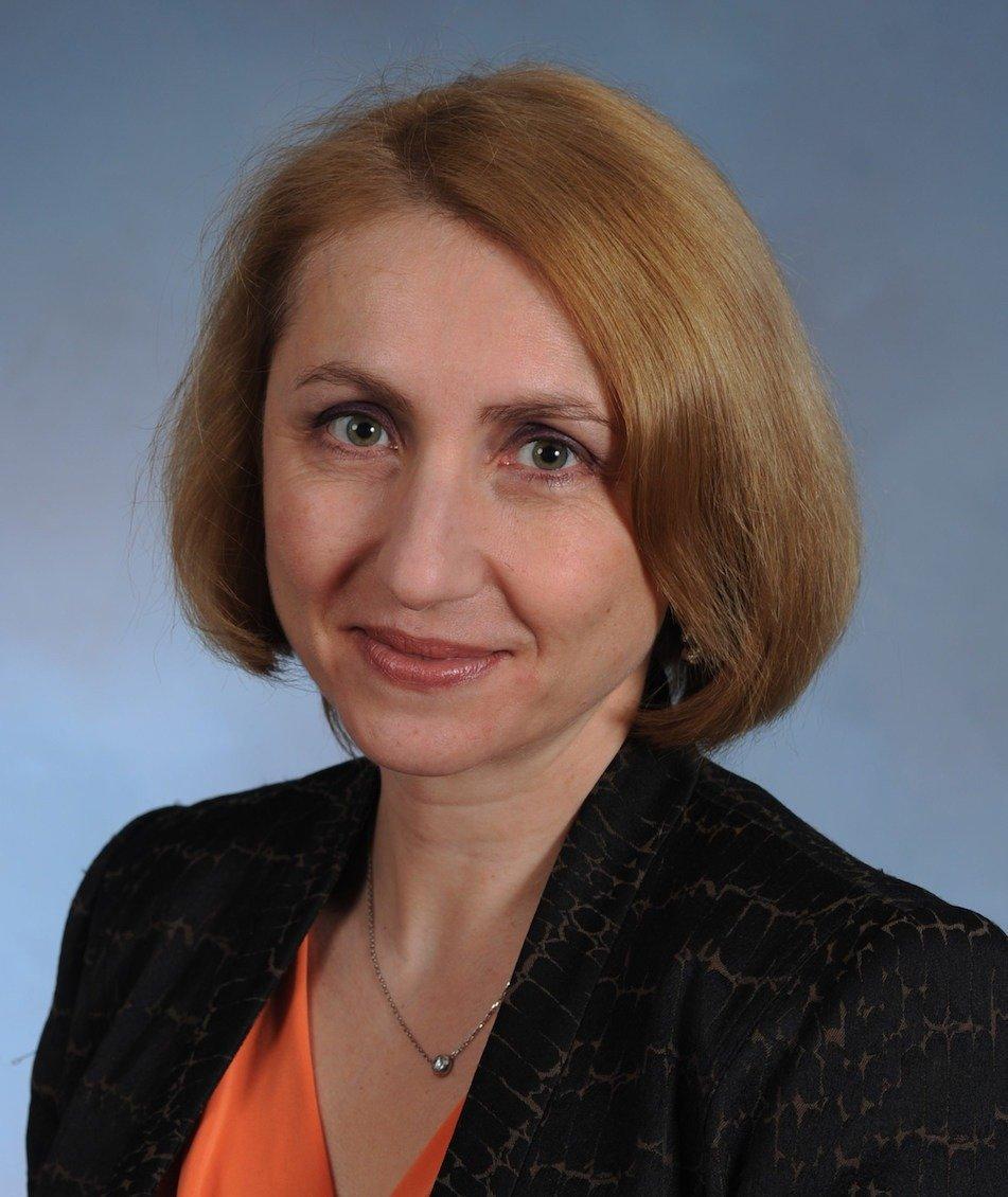 Inna Kuznetsova portrait