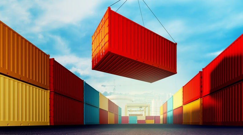 animated container