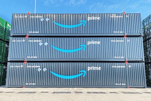 amazon prime containers