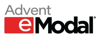 Logo of freight forwarding software - eModal