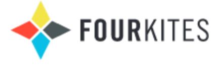 Logo of freight forwarding software - Fourkites