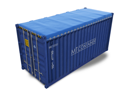 Container Types | Open Top Container – Explained