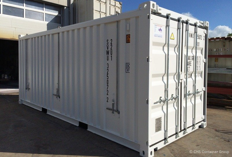 hard top container