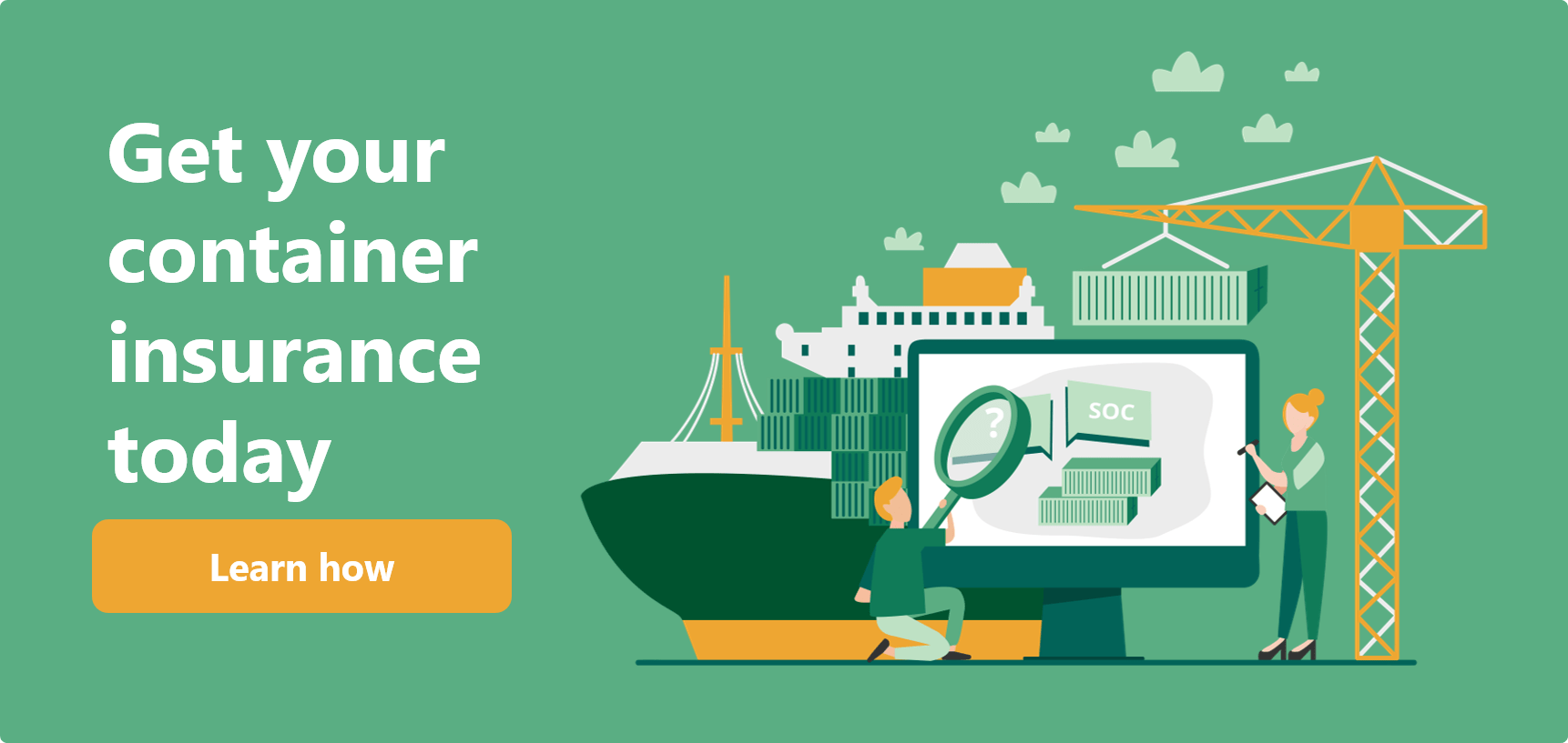 container insurance banner