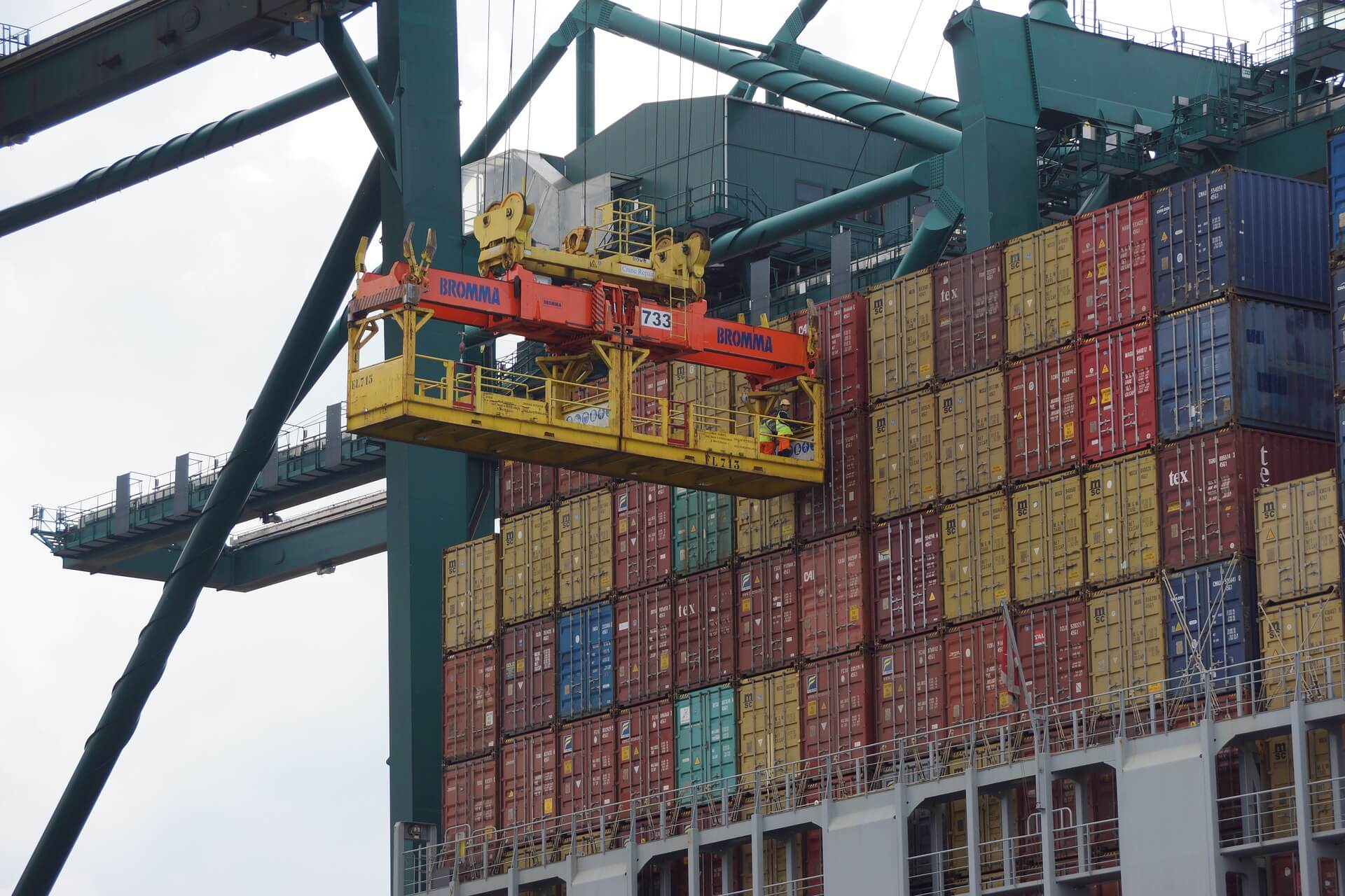 Conex boxes are the same as ISO-containers, multimodal containers, and shipping containers.