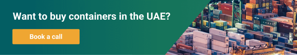 Find containers in UAE