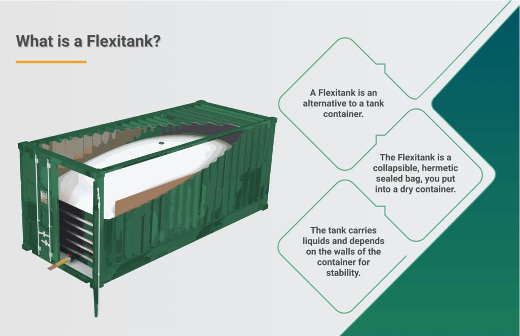 What is a flexitank?